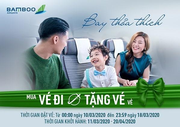 Chào Hè 2020 cùng Bamboo Airways